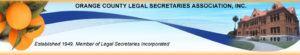 Orange County Legal Secretaries Association